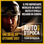 """Il R.I.T.S. alla Fiera di Padova """"Auto(moto)d'epoca"""""""